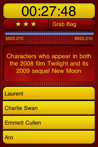 Screenshot That Ain't It! Movie Trivia