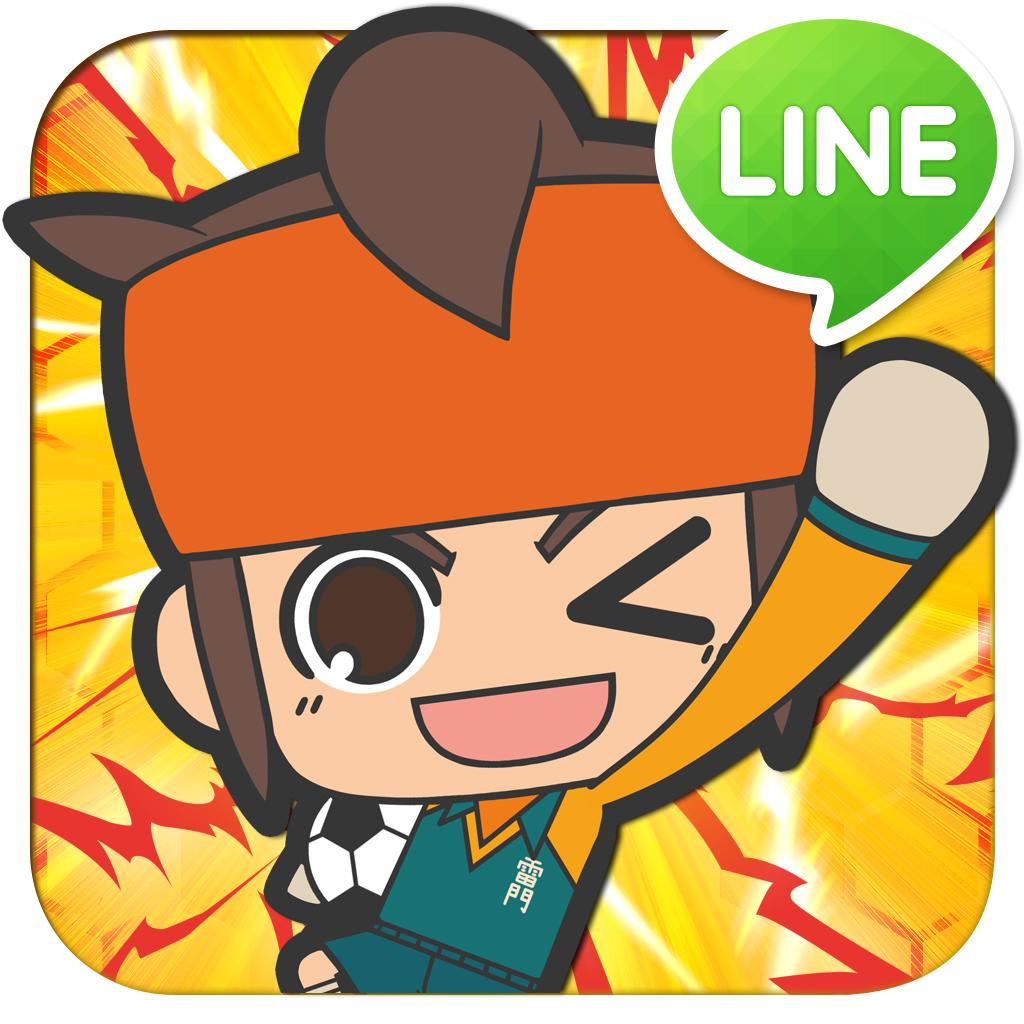 LINE パズル de イナズマイレブン